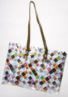 Hershey Kisses Candy Wrapper Shoulder Bag Tote Handbag W301 HERSH KS