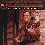 Eddy Arnold   RCA Country Legends (CD, Buddha) Ill Hold You in My