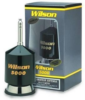 Wilson 5000 High Power Trunk Mount CB Radio Antenna New