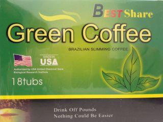 Best Share Green Coffee Brazilian Slimming Coffee