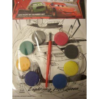 Transportation   Paint By Number Kits / Craft Kits: Toys & Games