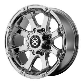 American Racing ATX Ledge 18x9 Chrome Wheel / Rim 5x150 with a 0mm