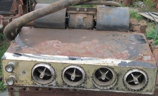 Vintage 1965 Mustang Under Dash Air Conditioner Heater Assembly