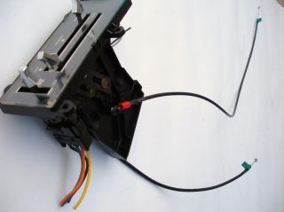 Truck Heater Blower Defroster Switch Vent Heat Control Cables