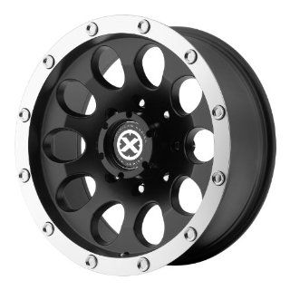 American Racing ATX Slot 15x10 Black Wheel / Rim 5x5.5 with a  44mm