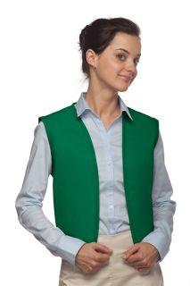 DayStar 740NP No Pocket Unisex Uniform Vest   Made in the USA