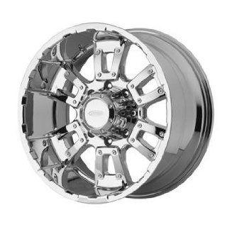Diamo DI017 17x10 Chrome Wheel / Rim 8x6.5 with a  12mm Offset and a