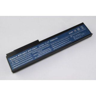 5200mah 6 cell High capacity Replacement Battery for ACER Part Number