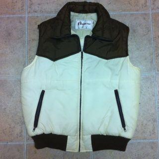 Vintage Hang Ten Ski Vest Size M