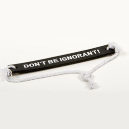 Paramore DonT Be Ignorant Bracelet Hayley Williams