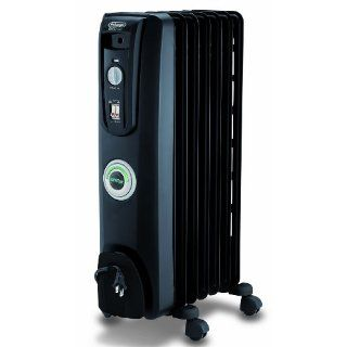 DeLonghi Safe Heat Portable Radiator Space Heater New