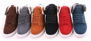High Top Shoes Hip Hop Shoes Warm Cotton Padded Shoes Hiking