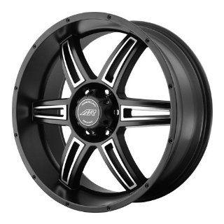 American Racing AR890 20x8.5 Black Wheel / Rim 6x5.5 with a 35mm