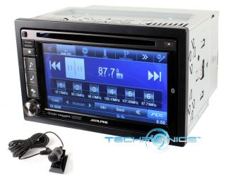 ALPINE IVE W535HD +2YR WARNTY CAR STEREO HD RADIO  DVD PLAYER WITH
