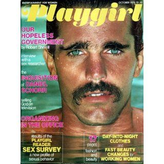 (Volume 4 Issue # 5 Number 41): Playgirl Magazine: Books