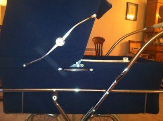 Vintage Hedstrom Baby Carriage Stroller