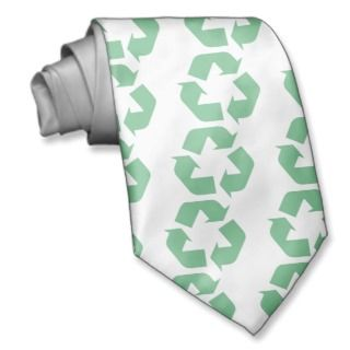 Recycle Products & Designs! Custom Ties