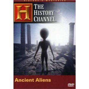 New The History Channel Ancient Aliens DVD 733961105339