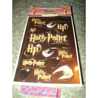 Potter Font Alphabet Letter & Number Stickers Arts, Crafts & Sewing