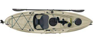 Hobie Mirage Sport Kayak $1399 Dune Used 2012 Model JU982