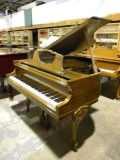 Hardman Grand Piano French Provincial Mahogany Wood Walnut Color PRICE