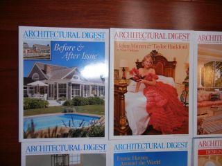 DIGEST Magazines 2007 Ralph Lauren Exclusive Helen Mirren