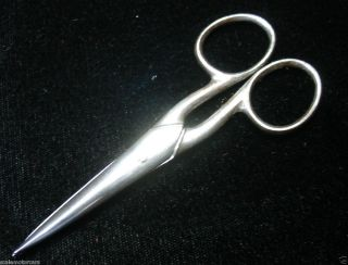 Fly Tying Fishing Embroidery Sewing Scissors Shears HILGER SONS German
