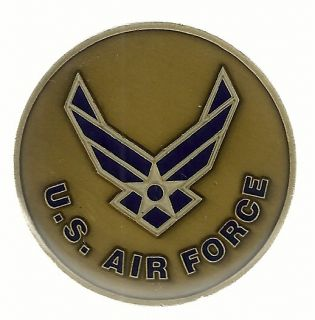 Team Lackland Top III Mentors Lackland AFB TX Military Challenge Coin