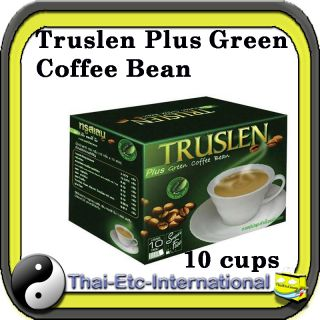 Truslen Plus Instant Slimming Green Coffee Bean Extract Weight