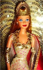 Helen of Troy Grecian Spartan Beauty Barbie Doll OOAK Dakotas Song