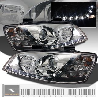 Holden ve Commodore SSV Lumina V LED Black Headlights $