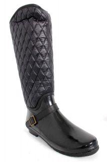 Sperry Hingham Rain Snow Boots Color Black Size Womens 10 M Retail $