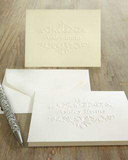 Floral Notes & Envelopes