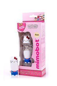 4GB Mimobot Hello Kitty Classic USB Flash Drive