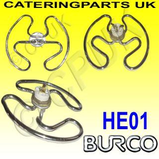 New Burco Hot Water Boiler Tea Urn Heating Element 3KW