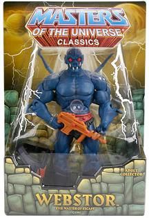 Webstor Masters of The Universe Classics He Man Action Figure