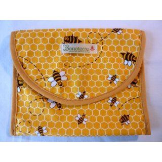 WrapIt Reusable Sandwich Wrap Busy Bees