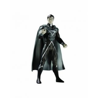 Blackest Night Series 7 Black Lantern Superman Action