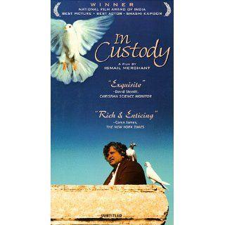 In Custody [VHS] Shashi Kapoor, Shabana Azmi, Om Puri