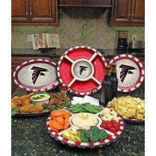 Atlanta Falcons Memory Company Team Ceramic Platter NFL