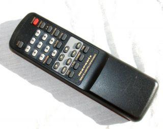 Onkyo Home Audio Receiver Remote Control RC 567M HT R520 TX SR502 TX