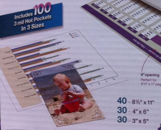 Hot Cold Laminator Laminating Machine 100 Sheet New in Box