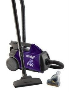 Eureka 3684F Pet Lover Canister Vacuum Cleaner Home Cleaning System