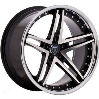 Rohana RC5 20x9 20x10.5 Lexus Infinity Nissan Wheels Rims Machine