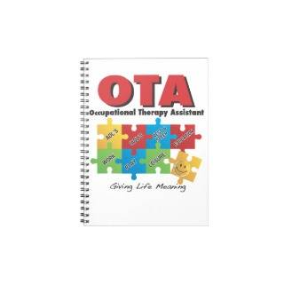 OTA   Occupational Therapy Assistant Notebook COTA