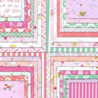 POSY by Aneela Hoey for Moda JELLY ROLL sku 18550JR quilt fabric 2 5