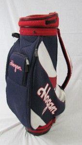 Classic Hogan Ben Hogan 9 Staff Golf Bag