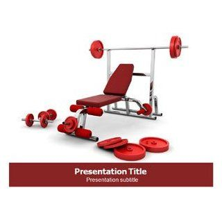 Gym (PPT)Powerpoint Templates  Powerpoint Background for