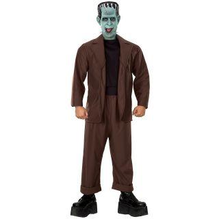 Herman Munster The Munsters Adult Mens Frankenstein Halloween Costume