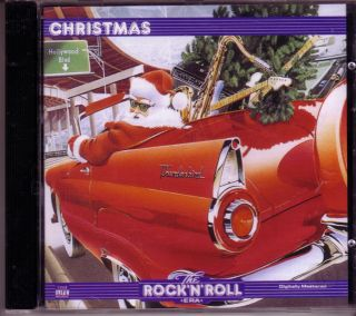 Music Rock Roll Era Christmas Various CD 24 Classic Holiday Songs